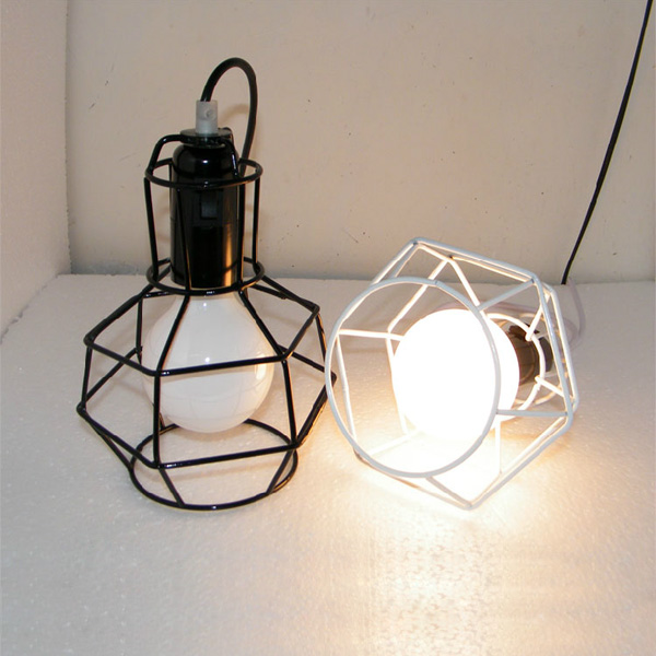 Style Retro Personality Pendant Lamp Industrial Wind