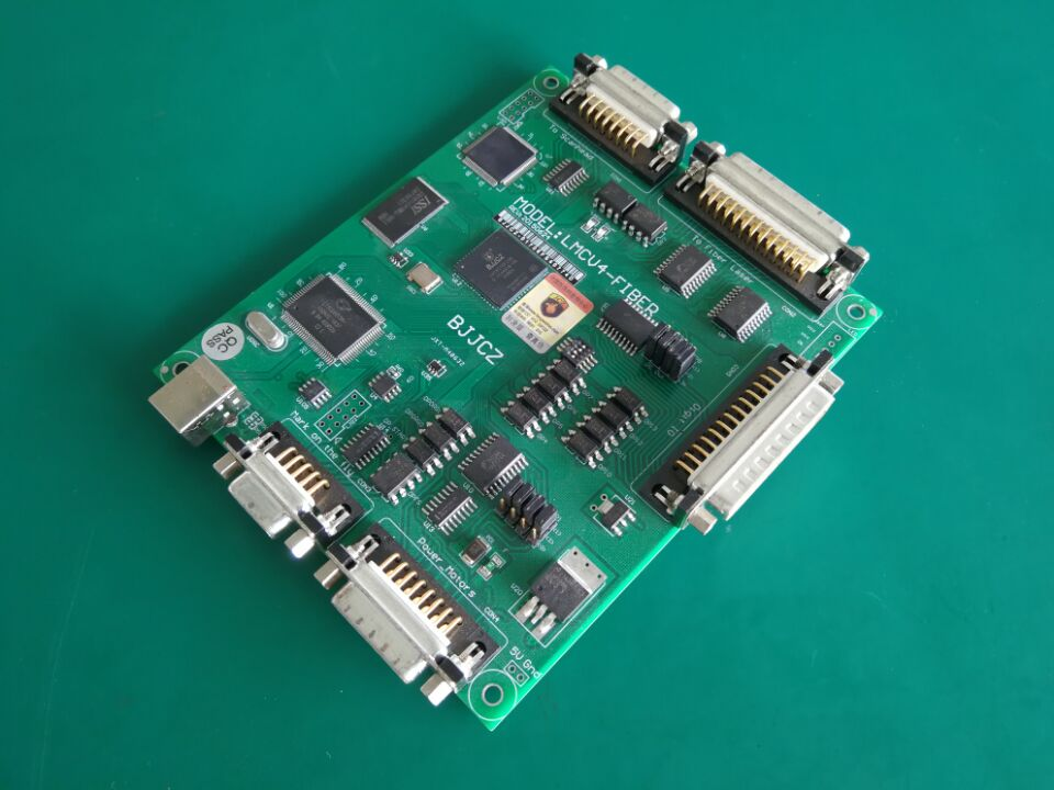 Genuine EZCAD control board Laser Controller Card for Laser Marking Machine hot sales rd 6442 laser controller main board for co2 laser machine
