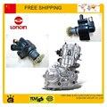 Agua 250cc refrigerado por agua del motor bomba de engranajes establece LONCIN 250cc motor de 200cc 21 dientes envío gratis envío gratis