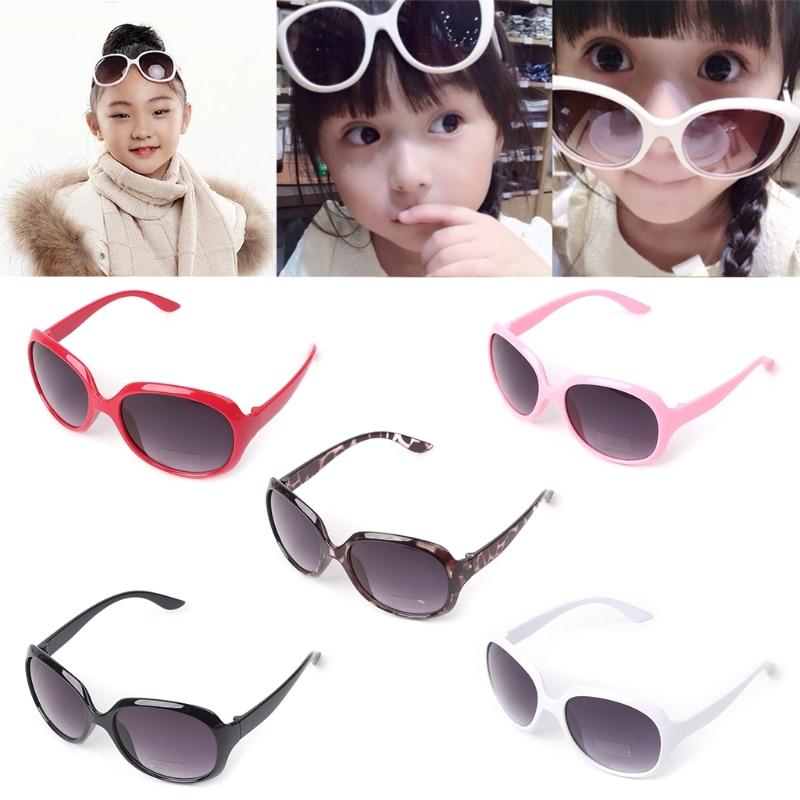 2018 Heiße Neue 1 Stück Kinder Sonnenbrille Kinder Mode Marke Designer Jungen Mädchen Uv400 Polarisierte Hohe Qualität Schöne