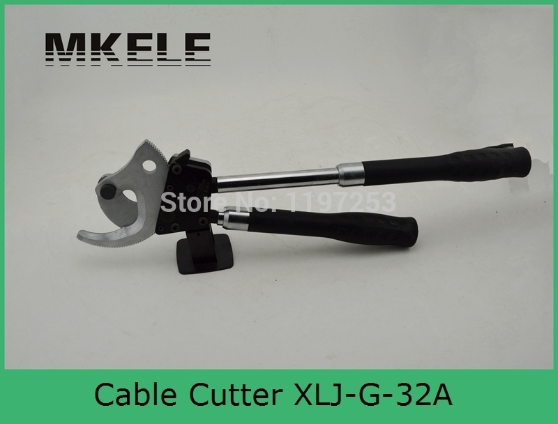 High Quality MK-XLJ-G-32A Hydraulic Hose Cutter,hydraulic Swaging Tool,hydraulic Wire Rope Cutter From China Mfr Clamp