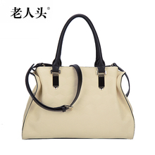 Top Quality genuine leather bag famous brands women bag fashion Geometric Embossed women handbag Shoulder messenger Bags beige