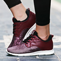 Women Flats Shoes New Fashion Breathable Casual Shoes Lace Up Ladies Shoes Brand Trainers Female