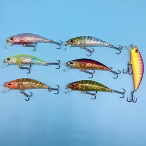 Image 2 - TSURINOYA  2018 New product 14 Colors 5g/5CM  Hard Bait Small Minnow Crank Fishing lures Bass sinking fishing wobblers
