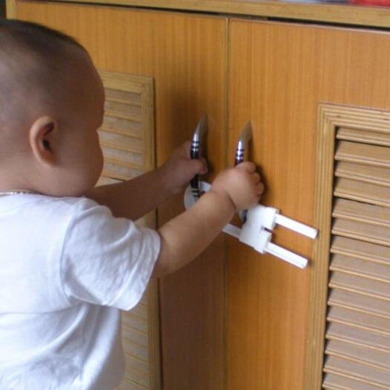 Hasps & Locks Hardware Lovely 3pcs Baby Safety Lock Kids Child U Shape Cabinet Locks Children Protection Cupboard Security Door Lock Low Price