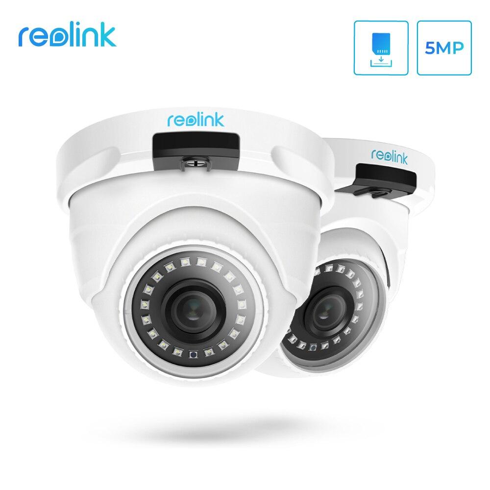 Caméra IP Reolink PoE HD 4MP 5MP dôme extérieur intérieur résistant aux intempéries 1920P Surveillance vidéo à domicile caméra IR RLC 420 2 (paquet de 2)-in Caméras de surveillance from Sécurité et Protection on AliExpress - 11.11_Double 11_Singles' Day 1
