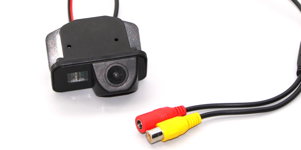 Liandlee For IToyota Alphard MK2 2008~2015 Car Reverse Camera Rear View Backup Parking Camera  Integrated High Quality 7