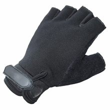Outdoor Driving Tactical Exercise Half Finger Fitness Gloves Sports Fingerless Microfiber Mens&womens Training Gloves(China)