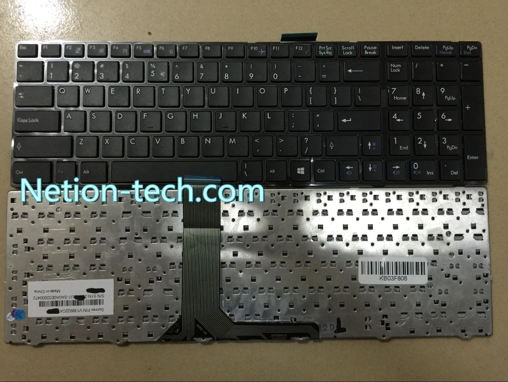 MSI GP60 Keyboard Mac