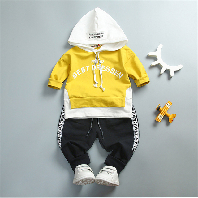 Cute Toddler Sports Suit