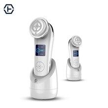 Skin Rejuvenation device beauty face lifting RF Smart tender face galvanic Spa Anti Wrinkle Acne Removal ems stimulator