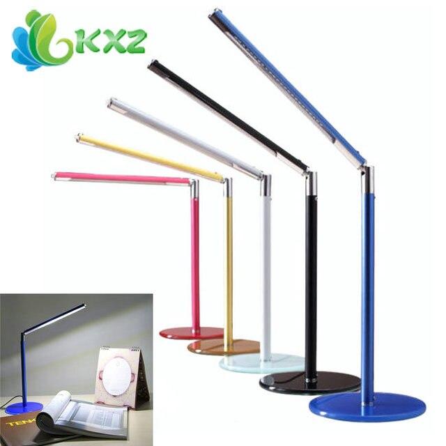 SMD Bright USB LED Book Light Reading Lamp Rotatable Study Adjustable LED Desk Table Lamp