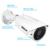 Ahd cámara de vigilancia de seguridad de vídeo sony imx323 sensor hd 1080 p cámara cctv exterior impermeable cámara de infrarrojos de visión nocturna