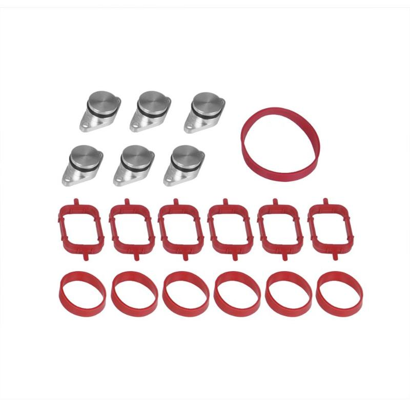 44PCS Cylinder Head Valve Cover Gasket Kit Left/&Right for BMW 545i 550i 645Ci