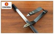 Envío Gratis, 1 pieza, pinzas de barra de resorte de acero inoxidable 7825 para reparación de relojes