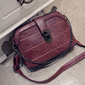 2017 Fashion Small Leather Handbag Chains Bag Female Ladies Purse Shell Women Shoulder Messenger Crossbody Bags Sac A Main X83