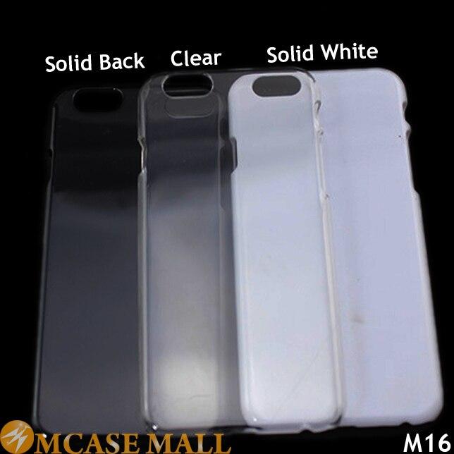 Decorate Transparent Phone Case