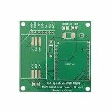 M590EGSM GPRS Módulo Board 900 M-1800 M Mensagem Sms CPU Teste MCU Para Arduino DIY