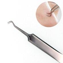 Kvalitní účinná pinzeta na odstranění akné