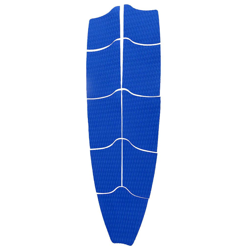Multicolore 9 pièces Paddle Board coussin de Traction plate-forme de poignée grande protection de remplacement pour votre planche de surf