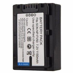 Battery Pack For Sony NP-FV30 FV50 FV70 FV90 FV100 FV120 HDR-SR68 DCR-SX85 DCR-SR20E DCR-SR21E HDR-CX190 CX130