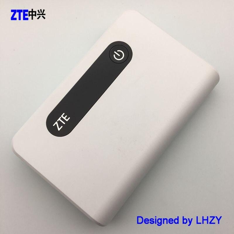 Débloqué ZTE MF903 4g Mobile WiFi Pro Routeur 5200 mah power bank PK Huawei e5770 e5771