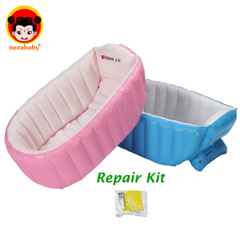 travel bathtub for baby portable baby infant swimmingpool travel inflatable bath. Black Bedroom Furniture Sets. Home Design Ideas