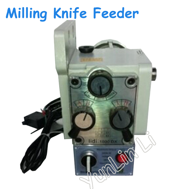 Milling Machine Feeding Tool Auto Knife Feeder for Milling Machine Feed Driller Milling Machine Power Feed