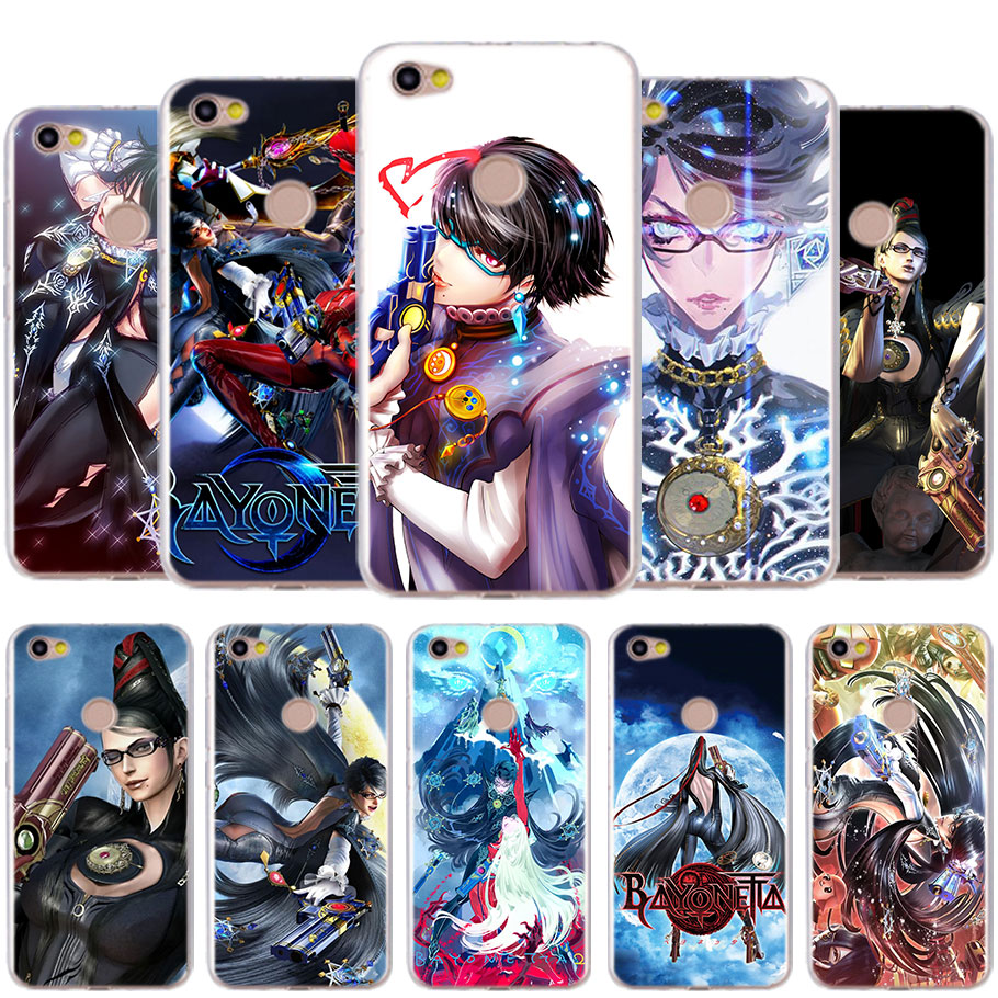 Nice Mllse Bayonetta Video Game Fashion Case Cover For Sony Xperia M4aqua M5 E5 X Xa Xa1 Xa2 Plus Xa3 Xz Xz1 Xz2 Compact Z5 L1 L2 L3 A Wide Selection Of Colours And Designs Phone Bags & Cases