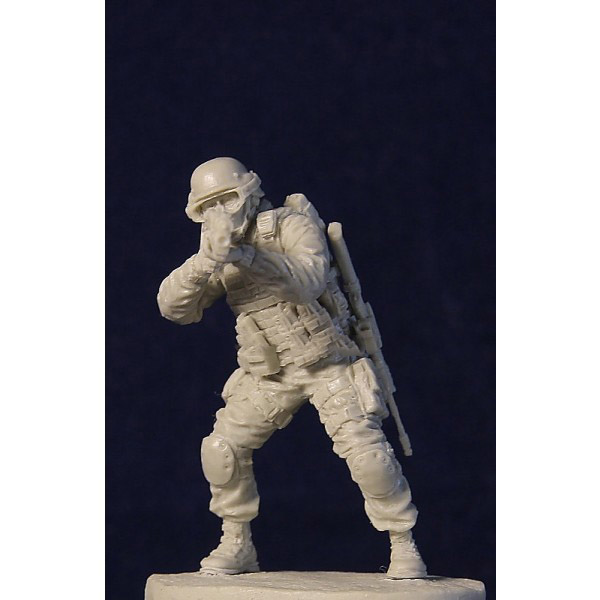 Russian Spetsnaz Photo Russiansoldier001: Aliexpress.com : Buy Scale Models 1/ 35 Officer Of The