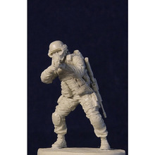 Scale Models 1 35 Officer of the russian Spetsnaz with GM 94 soldier figure Historical WWII