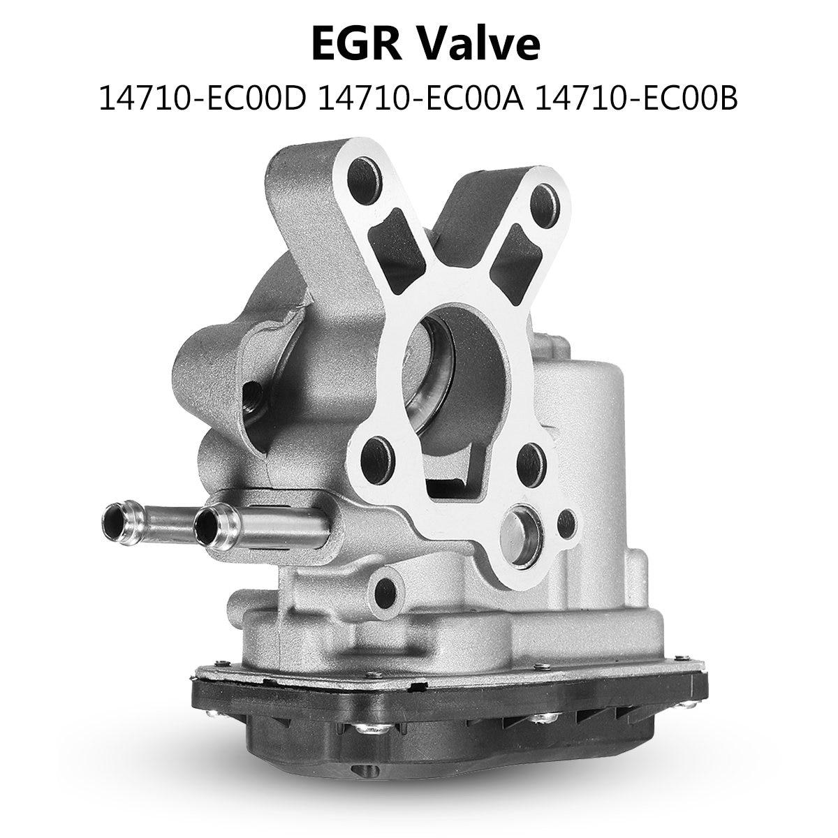 Vanne egr Yd25 Dci Pour Nissan D40 Navara et R51 Pathfinder 14710EC00B 14710EC00D 14710-EC00A