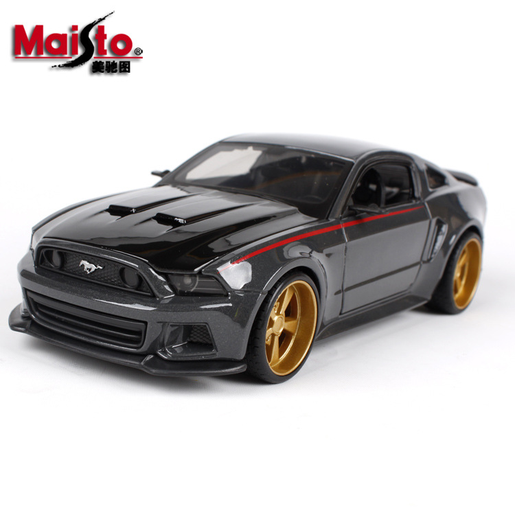 Maisto alloy car model 124 2014 Ford Street Racer modified simulation model Collection Lovers  sc 1 st  AliExpress.com & High Quality Diecast Ford Cars-Buy Cheap Diecast Ford Cars lots ... markmcfarlin.com