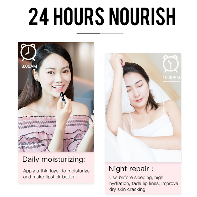 Daralis 15g Strawberry Lip Mask Lip Sleeping Mask Pink Lips Cream Exfoliator Lip Plumper Moisturizing Hydrating For Lip Care 4