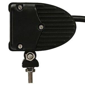 Image 2 - Xuanba 10ワット/ピースledライトバー車の外光12v ledバーオフロード4 × 4 suv atvトラックトラクタースポットライトledワークライト