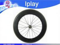 IPLAY new Powerway R13 carbon wheels bike 88mm clincher carbon bike wheels road bicycle carbon wheelset 700C wheels road bike