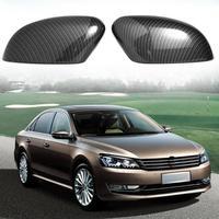 2pcs Tampas Do Lado Do Carro Auto Espelho Retrovisor Capa Guarnição para Ford Focus MK2/Turnier MK3 Sedan Hatchback|Espelho e capas| |  -