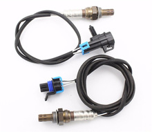 2Pcs O2 Upstream & Downstream Oxygen Sensor 234-4066/234-4342 for Chevrolet Cobalt 2005-2008 цена и фото