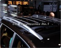 Aluminum Alloy Car Roof Rack baggage luggage Bar For Volkswage TOUAREG 2003 2004 2005 2006 2007 2008 2009 2010