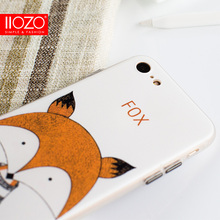 Lovely Cartoon Animals Case for iphone 7 7Plus 8 8Plus