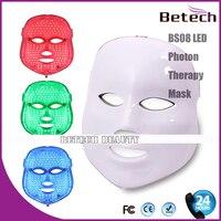 KSbelle Skin Rejuvenation LED Photon Light Therapy Beauty Facial Mask Wrinkle Removal