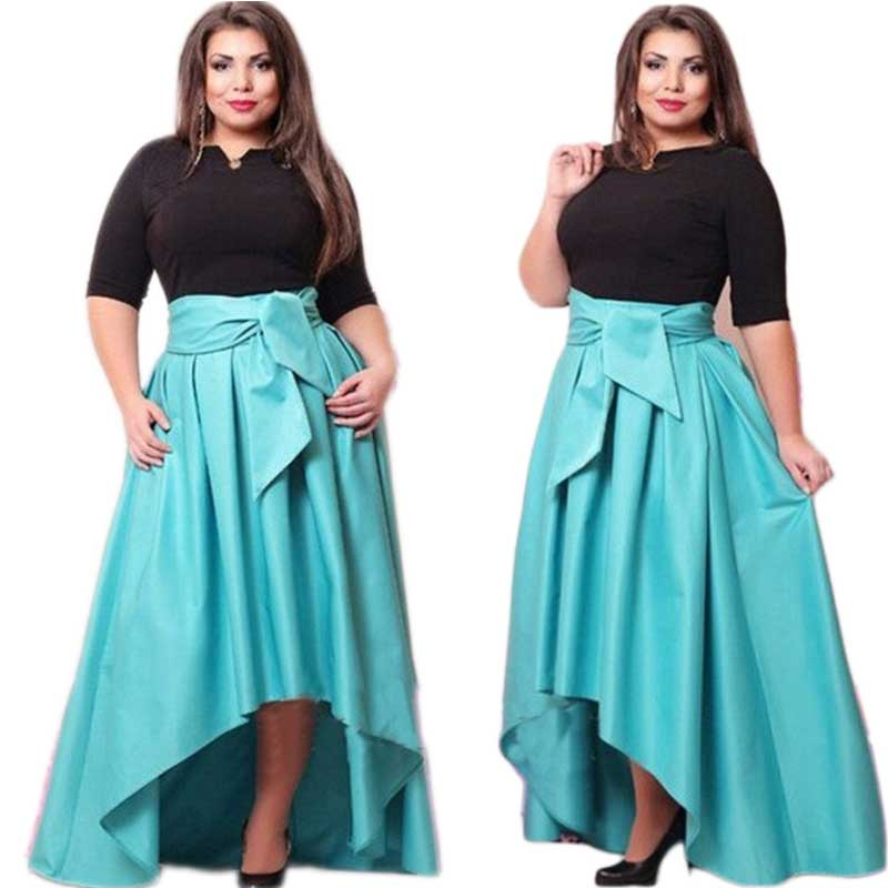 c6ca1f0b862dc Autumn Dress T-shirt Half Sleeve Asymmetrical Clothing Women Maternity Evening  Dresses Pregnancy Wear Clothes Plus Size 6XL
