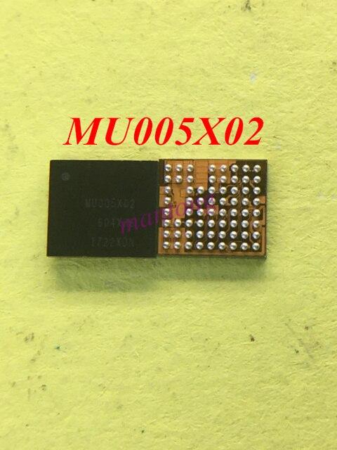 10 ピース/ロットサムスンJ710F電源ic MU005X02 S2MU005X02