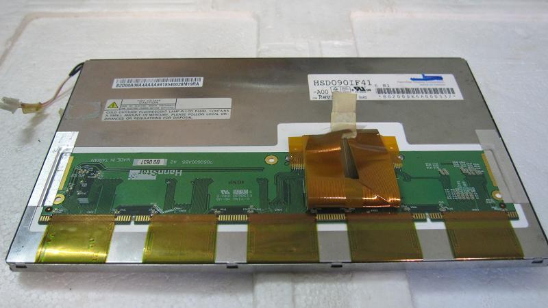 9 inch HSD090IF41 LCD screen 8 9 inch lcd screen model claa089na0ccw