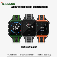 купить Smart Watch 4G Card Call GPS Positioning Smartwatch Android IOS Heart Rate Monitor IP68 Motion Tracking по цене 8777.75 рублей