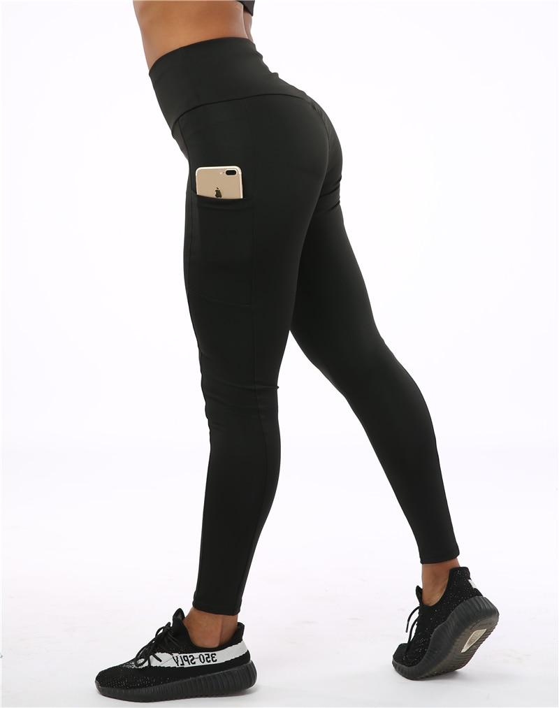 6 normov cintura alta leggings de health mulheres push up treino legging com bolsos patchwork leggins calças mulheres roupas de health - HTB1OjC4eqmWBuNkHFJHq6yatVXaN - NORMOV Cintura Alta Leggings De Health Mulheres Push Up Treino Legging com Bolsos Patchwork Leggins Calças Mulheres Roupas de Health