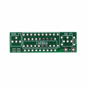 Image 5 - LM3914 3.7V Lithium Battery Capacity Indicator Module Tester LED Display Board Integrated Circuits Whosale&Dropship