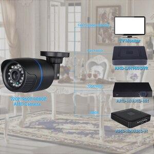 Image 5 - Hamrolte كاميرا تلفزيونات الدوائر المغلقة سوني IMX307 الاستشعار Ultralow الإضاءة نايتفيجن 2.8 مللي متر زاوية واسعة عدسة 2.0MP 1080P في الهواء الطلق كاميرا ahd