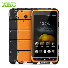 Ulefone RÜSTUNG IP68 Wasserdicht 4,7 inch Android 6.0 Handy MTK6753 Octa-core 1,3 GHz 3500 mAh 3G RAM 32G ROM 4G LTE Smartphone