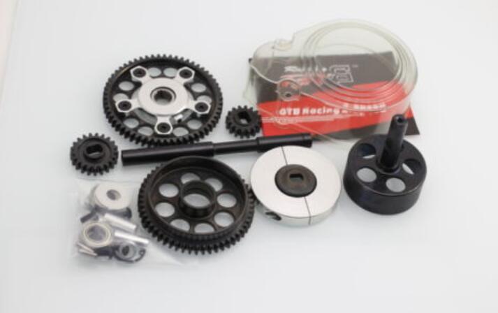GTB 2 Speed transmissionfor HPI Baja 5B Parts Rovan